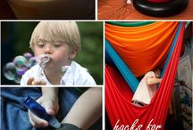 Sensory Tips and ideas / Tips and ideas for children with sensory issues