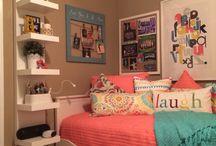 Teeny tiny bedroom