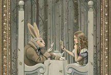 Страна чудес Алиса