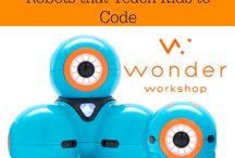 Dash & Dot / Programmeren voor kinderen met Dash & Dot