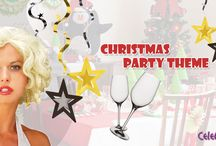 Christmas Party Themes for 2015