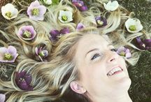 Styled Shoots with Passiflora.