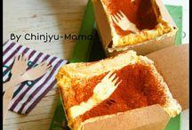 牛乳パックで作るパン&スイーツ