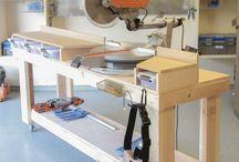 Garage/Workshop / by Joe Kinder