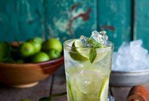 Bebidas y licores / Cockteles y zumos naturales