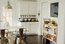 Kitchens / by Lindsay -The White Buffalo Styling Co.