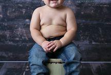Happy Birthday Baby! / First birthday photography