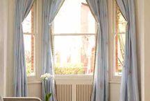 Bay window looks