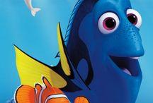 Procurando Nemo/Dory