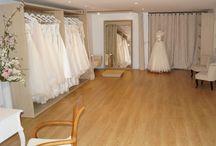 Tienda vestidos de novia
