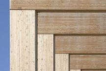 Material: wood / Architecture