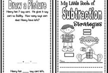 Topic 3 - subtraction strategies