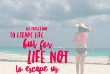 ♛ Travel Quotes