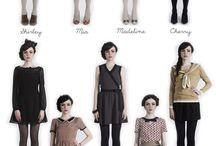 dress variations