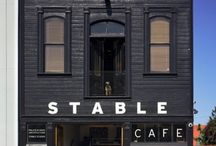 *Coffee and restaurant*