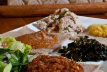 Lekker......African food