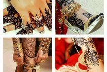 sudanese henna brides weddings