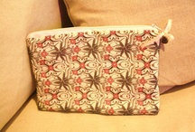 hand crafted bags/purses