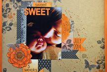 Scrapbooking Layouts / Scrapbooking Layouts created by Cheryll using Stampin' Up!® Products