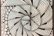 Zentangle - různé