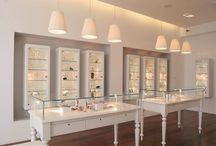 on display / inspiring and creative ways to display jewelry