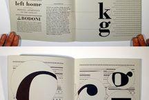 type specimen