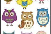 Whoooo Likes Owls / by Mary Kay Killian