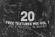 Texturas / Texturas básicas que no te pueden faltar a la hora de diseñar
