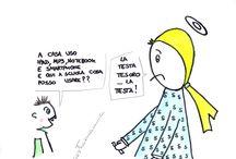vignette Sante Maestre - Parliamo di scuola - Maestraemamma