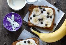 Sunde snacks / En masse ider til sunde snacks