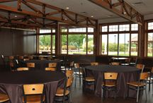 Solitude - Reflection Hall / Our Reflection Hall Holds 50-100 Guests. It is Located on the First Level of Solitude Links Golf and Banquet Center.