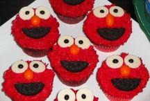 Idées fête Elmo