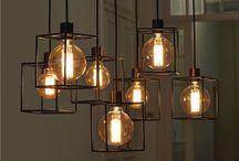 Binnenverlichting / Wij importeren hoogwaardige collecties verlichting voor binnen en buiten van Europese makelij.