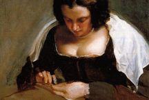 Women doing things / by Sarah Gantt