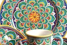 Pictura ceramica