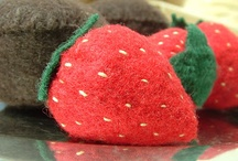 sewing / felt food / by Cindy Robinson
