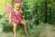Kitty Boo Creative - Digital Art studio / #digitalart #photomanipulation #vintage #pinup #children #fantasy #funphotography