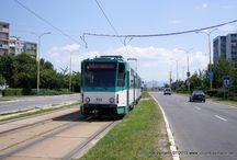 Dopravný podnik mesta Košice, a.s. >> (ČKD) Tatra KT8D5 / Sie sehen hier eine Auswahl meiner Fotos, mehr davon finden Sie auf meiner Internetseite www.europa-fotografiert.de.