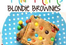 Brownies / by Chrissie Long