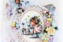 LOTV Creations / beautiful cards 'n' creations made using Lili of the Valley images