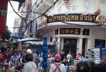 My Bangkok / A miracle place from my sight.