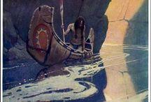 illustrations - Wyeth, NC