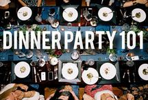 Daylonnies dinner party. The big 13