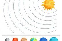 planety a vesmír
