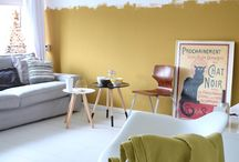 HOME COLOR Ochre gold/Mustard