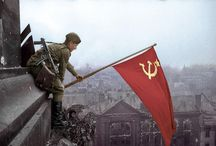 100% * Russian Red Army in art