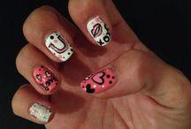 NailArt door sas / nagel versiering, nailart, lakken