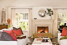 Modern Meets Beachy / We love the cool, casual vibe seen often in West-coast beach cottages.