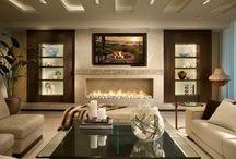 Living rooms design