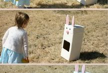 Easter Hunt Game ideas